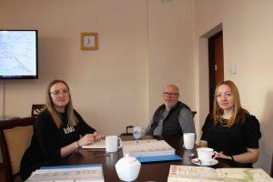 Zdjęcie ze spotkania.